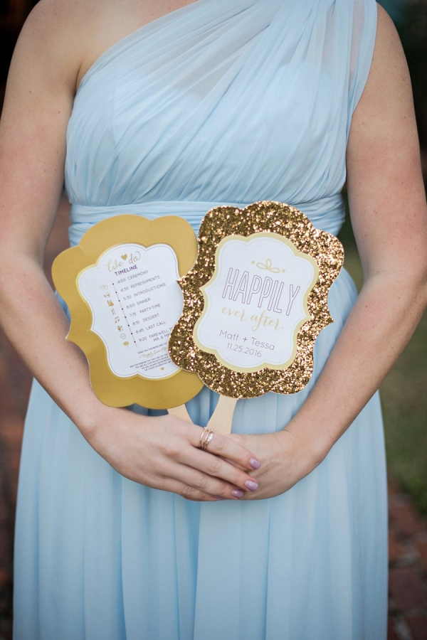 intimate pink and blue wedding from Every Last Detail