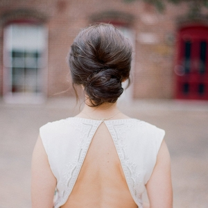geometric inspired wedding ideas on Every Last Detail