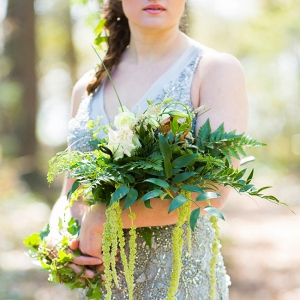 Green Organic Bouquet