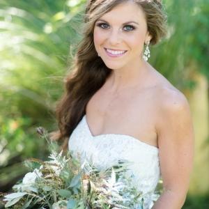 Dessy Bridal Gown