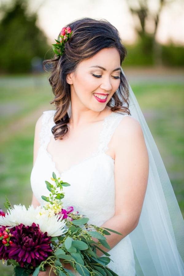 Pretty Summer Bride