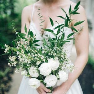 Beautiful DIY Wedding Bouquet