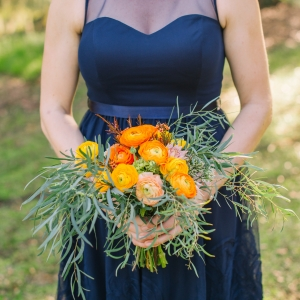 Lovely ranunculus bouquet