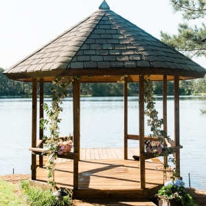 Lakeside Ceremony Gazebo
