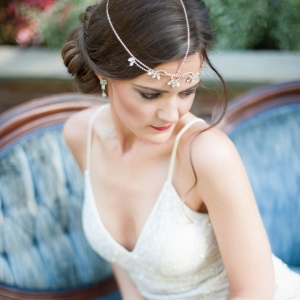 art deco bridal shower by Jessica Maida Photography on Glamour & Grace