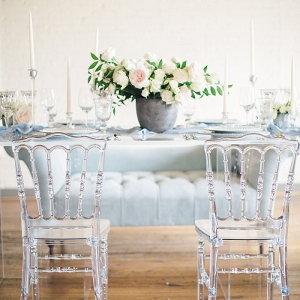 Southern Charm Reception Style