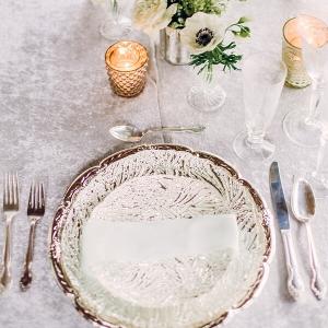 Biltmore Estate Anniversary Session - table decor