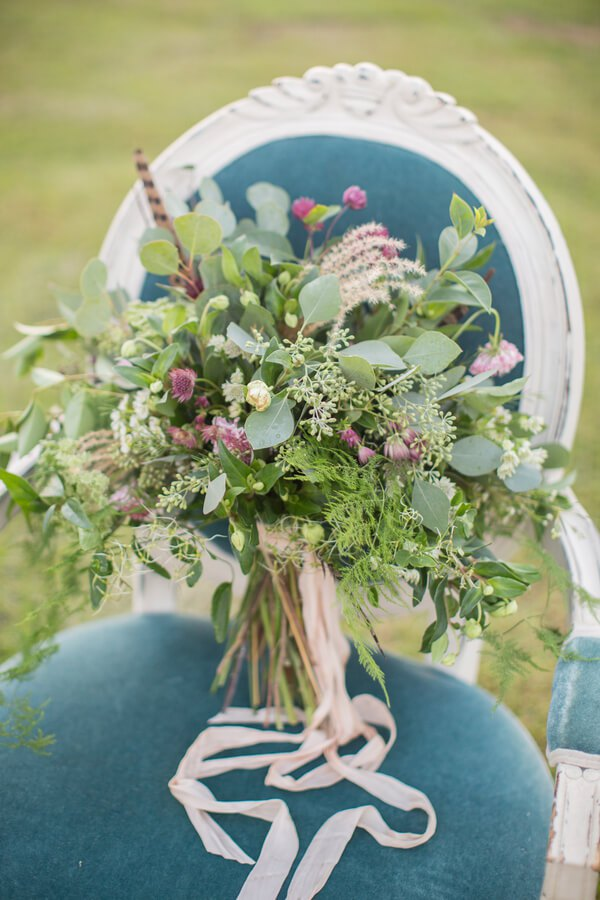 Greenery Floral Bouquet