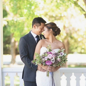Elegant Black Tie Styled Shoot