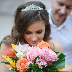 Fairytale Garden Engagement Toronto - Wedding bouquet