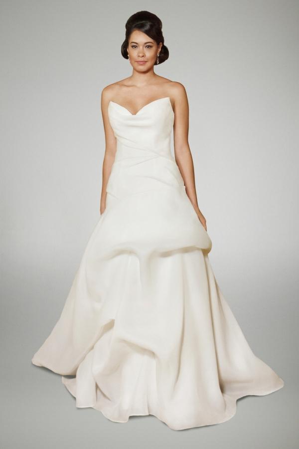 Matthew Christopher Breathless Collection Wedding Dress