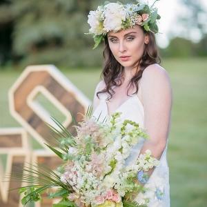Wanderlust-Romantic-Wedding-floral crown