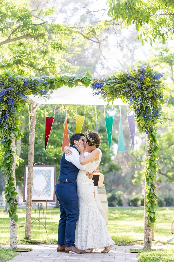 Jewish LGBT Wedding Ceremony