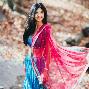 Traditional Indian Engagement Shoot