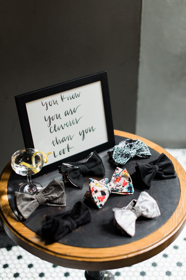 Bow Tie Station