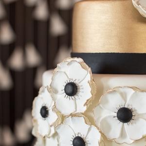 3-D Wedding Cake
