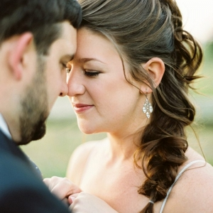 Mountain Bride and Groom at Pleasant Hill Vineyards