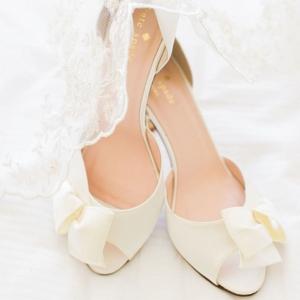 Kate Spade 'Sala' Bridal Pump
