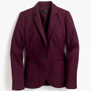 Wool Women's Wedding Blazer