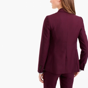 Wool Women's Wedding Blazers