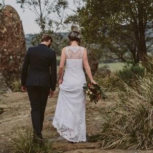 Australian Bohemian Wedding Ideas