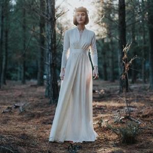 Bewitching Woodland Bridal Shoot