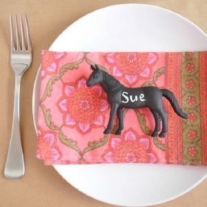 DIY Place Settings