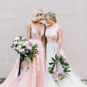 New York Urban Whimsy Wedding Inspiration