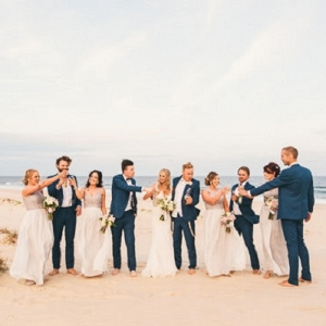 Couran Cove Island Resort Wedding
