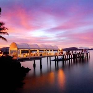 Candlelit Dinner at Coral Sea Resort