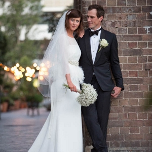 The Grounds Of Alexandria Wedding Photo