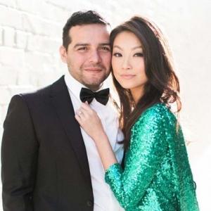 Formal Engagement Photo