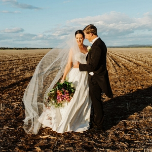 Australian Country Wedding Photo