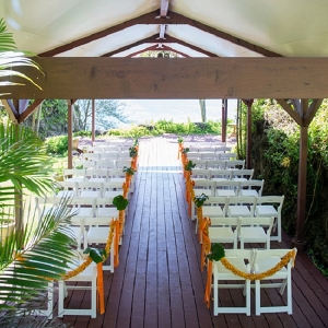 Boardwalk Hawaiian Ceremony