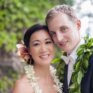 Hawaiian Destination Wedding