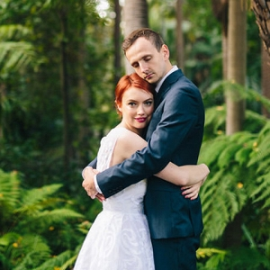 Intimate Richmond Wedding