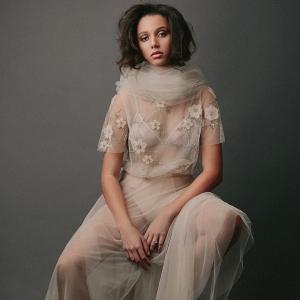 Jennifer Gifford Constellation Bridal Gown