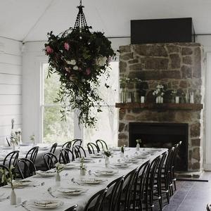 Hanging Floral Arrangement