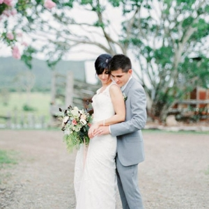 Newlyweds At Yandina Station