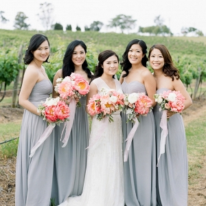 Peony Filled Hunter Valley Wedding