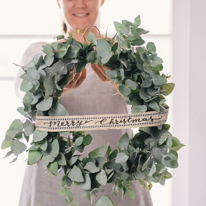 ucalyptus Wreath Tutorial