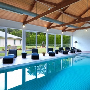 Indoor Swimming Pool at Lindenderry Estate