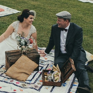 Romantic Picnic Wedding