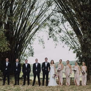 Rustic Glam Graciosa Byron Bay Wedding