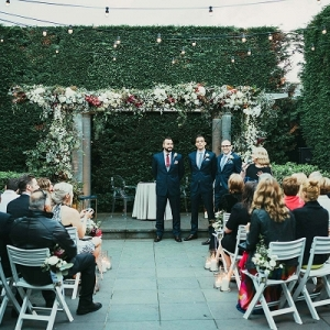 Sophisticated Evening Wedding