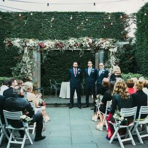 Sophisticated Evening Wedding