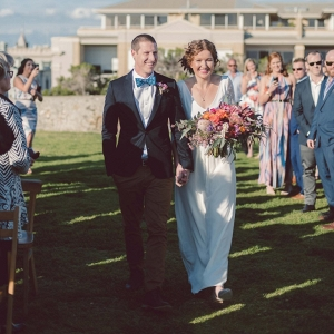 Sweet Fremantle Cafe Wedding