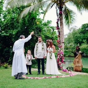 Inspired Vanautu Wedding