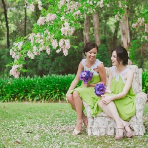 Whimsical Bridesmaid Looks