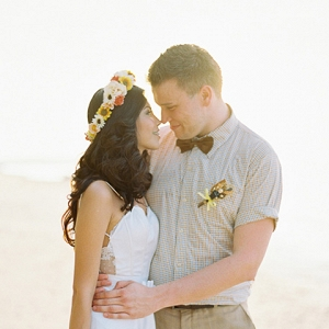Whimsical Lombok Beach Wedding